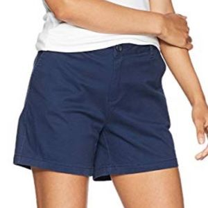 Chino Navy Blue Shorts
